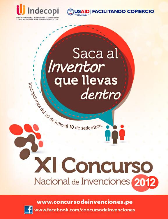 XI Concurso Nacional de Invenciones 2013