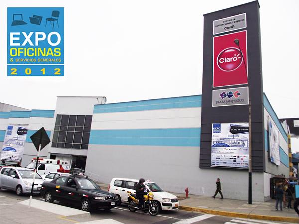 EXPO OFICINAS 2012