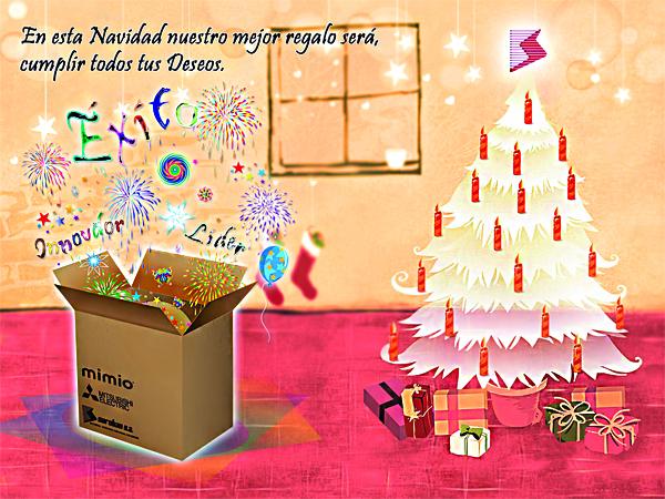 Soroban les desea una Feliz Navidad y un Prospero Año Nuevo 2013