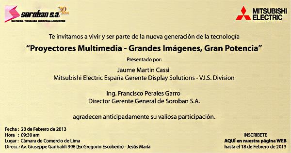 LANZAMIENTO DE LA NUEVA GENERACIÓN DE TECNOLOGÍA MITSUBISHI.